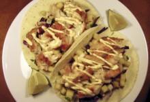 Smoked Tilapia Tacos